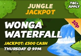 Wonga Waterfall