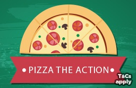 Pizza The Actions